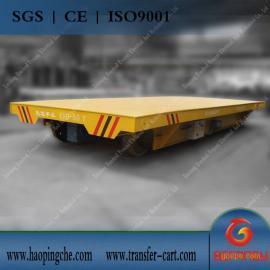 三项低压轨道供电小吨位电动平板车