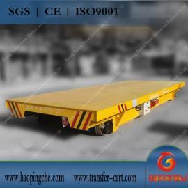 10吨低压轨道供电KPDZ电动平板车价格
