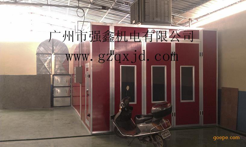 鑫广力牌qx500b汽车烤漆房报价及结构配置