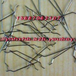 云南钢纤维-云南剪切波浪形钢纤维-云南钢纤维厂家