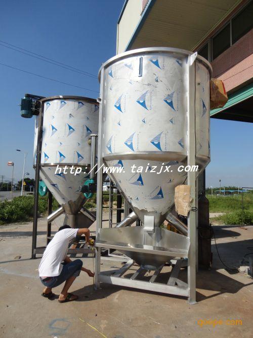 器/搅拌釜 东莞市台彰机械有限公司 产品展示 搅拌机 大型立式塑料图片