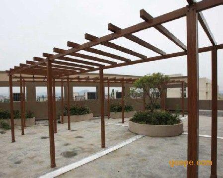 庭院景观花架|景观小品|廊架