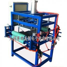 自动橡筋带压标机器