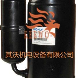 日立500DH螺口转子压缩机/制冷压缩机/5匹空调压缩机