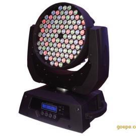 明士108颗LED摇头染色灯