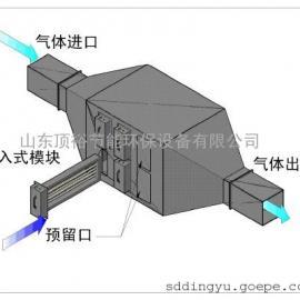 电光催化一体除臭设备