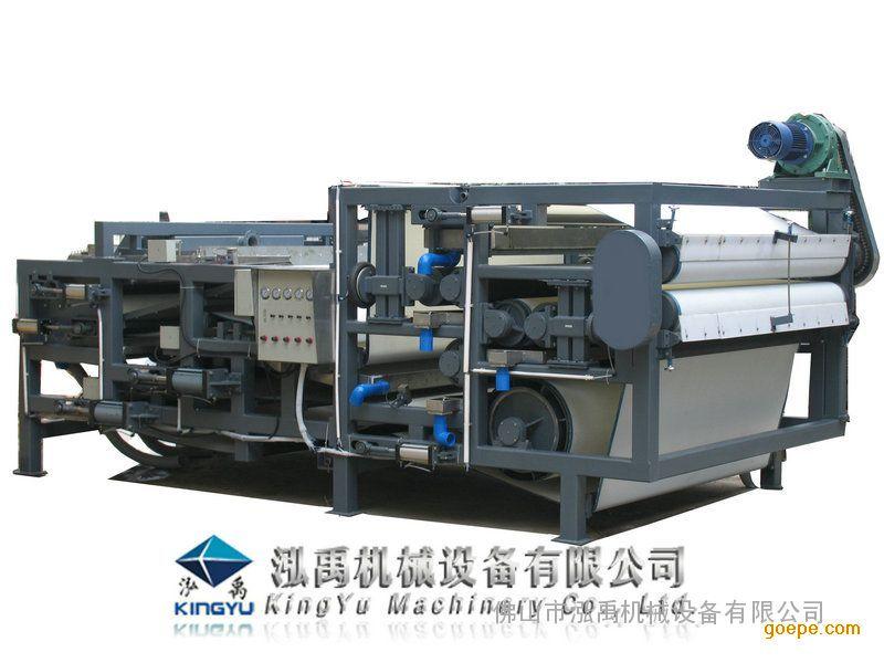 产品展示 环保型带式压滤机 >> 矿产污泥脱水机 矿产污泥脱水设备