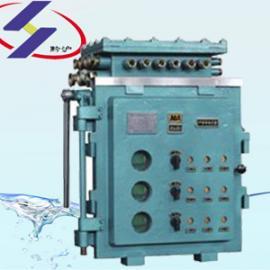 矿用防爆阀门控制箱、一控三隔爆型阀门控制箱
