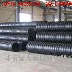 HDPE钢带增强螺旋波纹管_合创牌波纹管_双壁波纹管