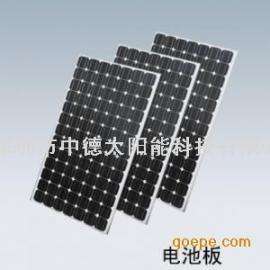 供应太阳能电池板,太阳能监控专用太阳能发电系统