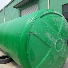 高质量玻璃钢化粪池 上海玻璃钢化粪池厂家