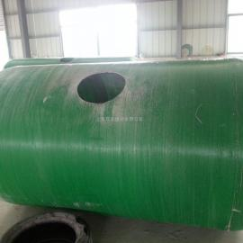 成品玻璃钢化粪池 2-100立方化粪池价格