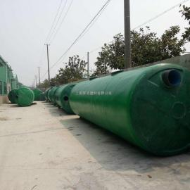 上海玻璃钢化粪池生产厂家