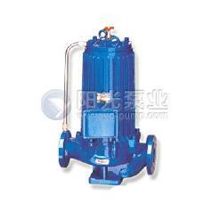 SPG系列管道屏蔽泵