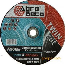 进口切割片_碳钢不锈钢两用切割片_埃博拉贝塔(Abrabeta)