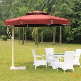 常州悦朗遮阳伞YLM007 边柱遮阳伞