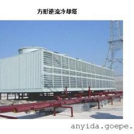 最新的方形玻璃钢横流式冷却塔制造商