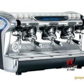 意大利原装进口emblema A3商用半自动咖啡机