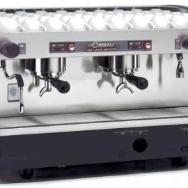 金巴利M27半自�与p�^手控意式咖啡�C