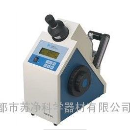 上海仪电物光目视背光液晶显示WYA-2S数字阿贝折射仪