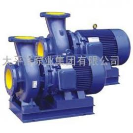 ISW100-200�P式管道泵,�x心泵,循�h泵