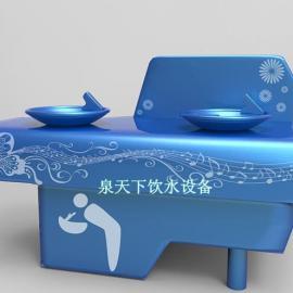 音乐艺术饮水台