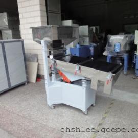 供应广西振动筛不锈钢除杂筛分级振动筛直线筛