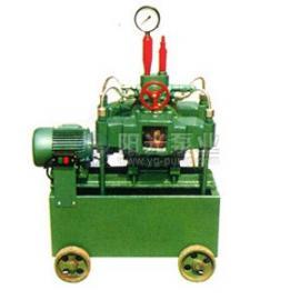 4GSY型大流量电动试压泵