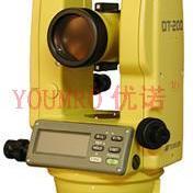 拓普康进口电子经纬仪DT202