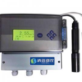 清淼在线氨氮、Ph、溶解氧养殖监控仪