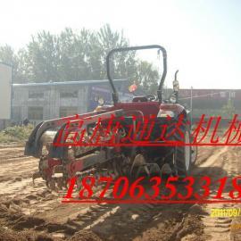 松土机 回填机 小型开沟机 大型挖沟机