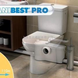 地下室厕所污水提升器