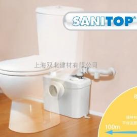 加建卫生间污水提升泵工程