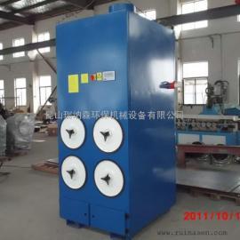 滤筒式集尘机,脉冲滤筒式除尘器