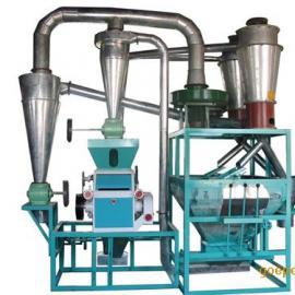 供应中科集团绿色环保型五谷小杂粮磨面机