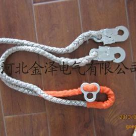 2.3米锦纶安全绳 配合安全带使用
