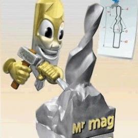专业销售法国MAGAFOR铣刀