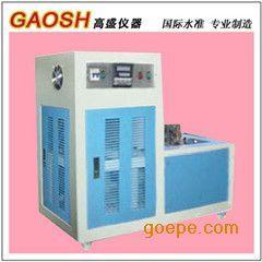 冲击试验低温槽CDW-80济南高盛试验机液压拉床最好