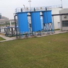 旋流式双筒水膜脱硫除尘废水处理