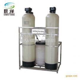 1T/H工业用软水机