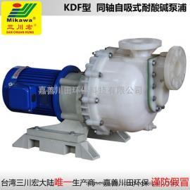 三川宏PVDF塑料泵
