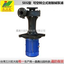 三川宏品牌立式化工泵SEG-6532