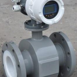 高压测水 油田广用 高精度 低耗能智能电磁流量计