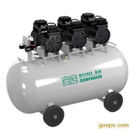 安正200系列静音无油空气压缩机WSC23210S