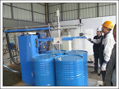 吨桶灌装机|四桶位灌装机|自动灌装秤