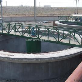 供应中心传动自动提耙高效浓缩机 污泥浓缩机