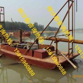 秦皇岛80方小型抽沙船