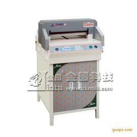金图JT-460VS A3 电动数显切纸机