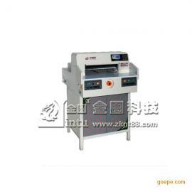 金图JT-480VS+电动切纸机 数控切纸机