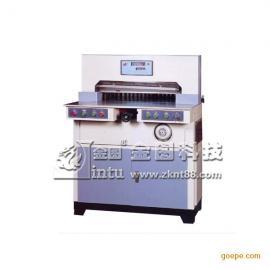 金图GH-650A全自动液压数控切纸机